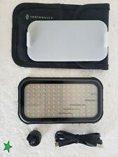 TaoTronics Camera Light,Portable Led Video Light for DSLR Camera Camcorder with