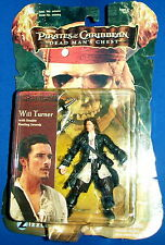 WILL TURNER pirates caribbean figure DEAD MAN'S CHEST new factory sealed