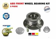 FOR MAZDA MX5 1.6i 1.8i 1990--> 1X FRONT ABS WHEEL BEARING KIT WITH HUB COMPLETE
