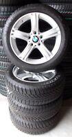 4 BMW Winterräder Styling 393 225/50 R17 94H M+S BMW 3er F30 F31 4er 6796242 RDK