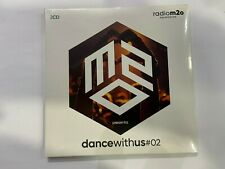 CD M2O DANCE WITH US 02 COMPILATION 2020 2 CD NUOVO SIGILLATO SPED RACCOMANDA