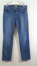"""'11 *Old Navy The Diva* Wmn's """"4"""" Low Distressed Stretch 5 Pkt Skinny Jeans"""