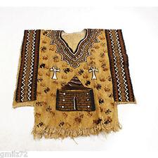 """Mud Cloth Dashiki """"Ankh"""""""