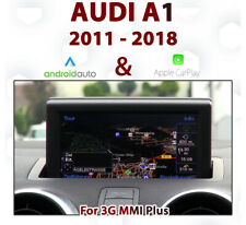 Audi A1  2011-18 Original Audio Integrated Touch Android auto & Apple CarPlay