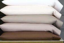 Sferra CELESTE Boudoir Sham Ivory 406 TC Egyptian Cotton Percale Italy New