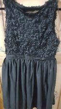 Gorgeous TARGET hot options black sleeveless party dress (size 10)