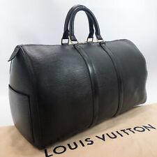 LOUIS VUITTON  M59152 Keepall45 Boston bag Epi Leather unisex