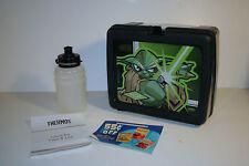 Star Wars - Yoda - Vintage Plastic Lunchbox