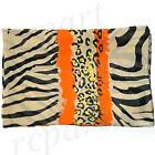 New in box Women's Chiffon Scarf Scarves Shawl Wrap zebra print 3 colors
