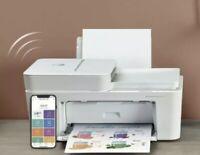 HP DeskJet Plus 4152 Wireless All in One Color Inkjet Printer NEW🔥FAST SHIPPING