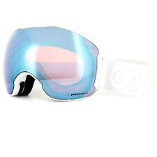 Oakley Ski Goggles Airbrake XL OO7071-10 Whiteout Prizm Sapphire & Prizm HI Pink