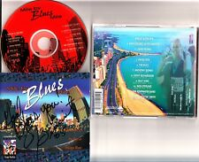 MILE BY BLUES- The Best of Chicago CD Phil Guy/Biscuit & Mix SIGNED/Sam Cockrell