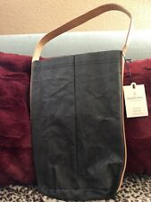 NEW 2 Bottle Wine Bag - Black - Hearth & Hand  with Magnolia