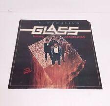 Introducing Glass Featuring John Williams Promo LP
