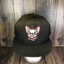 El Paso Chihuahuas MiLB New Era 59Fifty Fitted Hat Sz 8 San Diego Padres Green