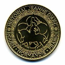 76 ROUEN Historial Jeanne d'Arc 2, 2019, Monnaie de Paris