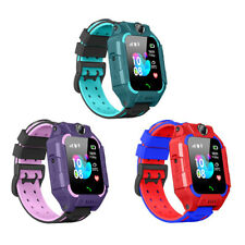Kids Smart Watch For IOS Android Mobile Phone Children Tracker Waterproof Child