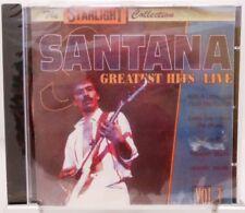 Santana + CD + Greatest Hits LIVE + Tolle Zusammenstellung großartiger Songs (3)