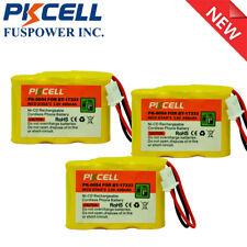 3x Rechargeable Phone Home Battery For VTech BT-17333 BT-27333 BT163345 BT263345