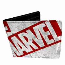 Wallet Marvel Universe Comics Red Logo Wallet Abystyle