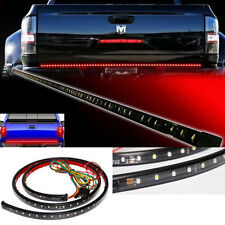 "49"" Fire Line Stop Light Strip Truck Tailgate LED For Ridgeline Equator Tacoma"