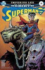 SUPERMAN #35 VF/NM – DC COMICS 2018