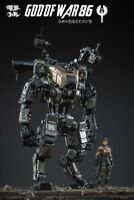 Joytoys 1:25 Soldier FengMin & Medium-sized Mecha God Of War 86 Action Figure