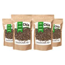 5,73€/kg Mynatura Top Chia Samen Salvia hispanica L. (4er Pack 4x 1000g = 4kg)