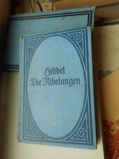 Antiquarische Minibücher aus Leinen
