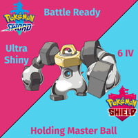 6IV ✨Ultra Shiny✨ Melmetal | Pokemon Sword and Shield