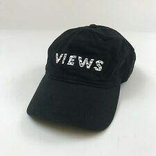DRAKE VIEWS SUMMER SIXTEEN TOUR HAT BLACK NEW