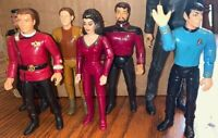 Playmates & Art Asylum Star Trek Loose Action Figure lot