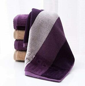 4* High quality Cotton Washcloth 13'' Face Towel Set Super Soft Absorbent Cloth