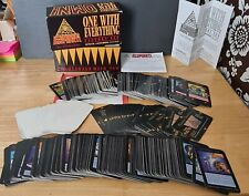 Illuminati New World Order - One With Everything Factory Set - Open
