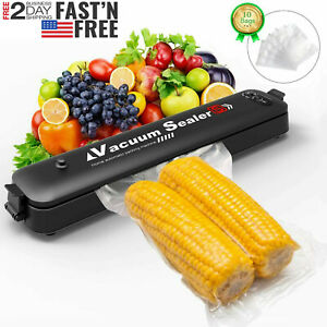 Commercial Food Saver Vacuum Sealer Machine Seal A Meal Foodsaver Sealing KITS