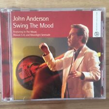 John Anderson ‎– Swing The Mood - CD (1990) - Very Good Condition