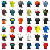 2020 Mens Cycling Jersey Short Sleeve Road Racing Bicycle Jersey Bike Shirt S06