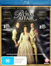 A Royal Affair - Mads Mikkelsen, Alicia Vikander - Blu-ray - New & Sealed