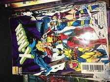 X  MEN  : 9   MARVEL  editions SEMIC