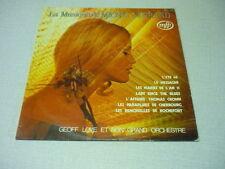 GEOFF LOVE 33 TOURS ITALIE LA MUSIQUE DE MICHEL LEGRAND