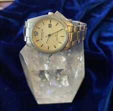 Kenneth Cole New York Womens Quartz Stainless Steel Watch With Gold Tone Face