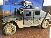 2003 retired BBI Humvee M1025 Command 1:18 scale