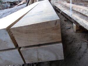 Eiche 10x20cm Kantholz Pfosten Pfahl Kantel Balken mehrstielig  Fixlängen bis 4m
