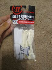 Warrior Dominate String Components Part B White - New