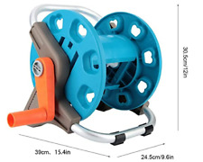 New Hose Reel Water hose trolly for plants and gardening and car washing
