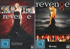 Revenge - Die komplette 1. + 2. Staffel (Madeleine Stowe)            | DVD | 035