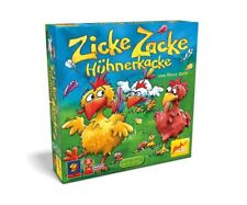 ZOCH Verlag Zicke Zacke Hühnerkacke - Spiel des Jahres 1998