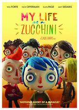 MY LIFE AS A ZUCCHINI (Animated Movie)  - DVD - Region 1