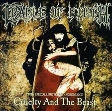 Cradle of Filth, Cruelty and the Beast, Excellent Limited Edition