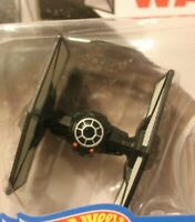 Star Wars Starships, First Order Tie Fighter, Includes Flight Stand! Cake Topper